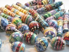 New beads - polymer | Flickr - Photo Sharing!