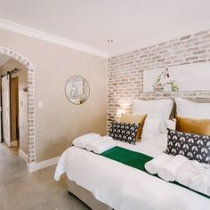 Boutique Hotel on the Vaal RIver near Parys. French-style boutique hotel, with restaurant and wedding venue on premises. Studio Apartment, Fashion Boutique, Restaurant, French Style, Bedroom, Luxury, House, River, Furniture