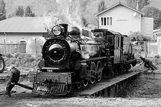 The Kingston Flyer steam train, Kingston, New Zealand Long Gone, Steam Locomotive, Out Of This World, Train Station, Kingston, New Zealand, Diesel, Past, Journey