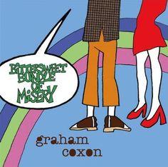 2004 Graham Coxon - Bittersweet Bundle Of Misery (CD2) [Transcopic CDRS6637] #albumcover