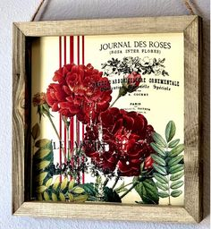 Diy Framed Art, Diy Wall Art, Vintage High Chairs, Gift Maker, Diy Home Accessories, Iron Orchid Designs, Boutique Decor, Paper Mache Crafts, Annie Sloan Paints