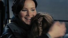 """""""Los juegos del hambre"""": muestran escena inédita de la cinta Salió a la luz una nueva escena que no fue incluida en la película protagonizada por Jennifer Lawrence"""