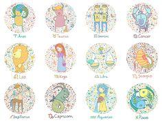 Zodiaco por Veronika Kapralova