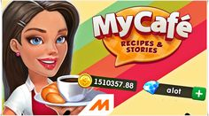 My Cafe Recipes & Stories v2017.9 Mod Apk + OBB Data [Unlimited Diamonds & Gold]   #MyCafe #Recipes #Stories #MODAPK #UnlimitedDiamonds