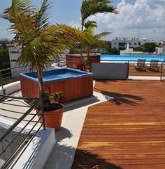 Penthouse in Playa del Carmen