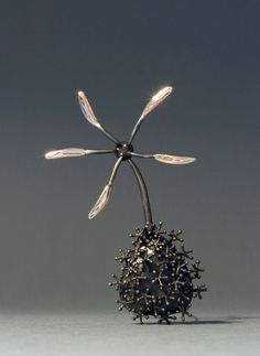 Brooch by Sarah Parker-Eaton