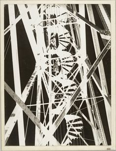Interesting black and white spiral staircase structure Bauhaus, Florence Henri, Laszlo Moholy Nagy, Photo Print, Maker Culture, Alfred Stieglitz, Gelatin Silver Print, Art Database, Art Institute Of Chicago