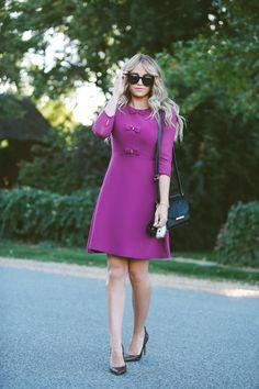 Ted in Purple: CARA LOREN waysify