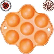Gliniana Forma do Mini Zapiekanek Vitos Tray, Table Lamp, Mini, Home Decor, Orange, Table Lamps, Decoration Home, Room Decor, Trays