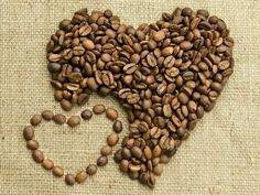 Coffe heart :)