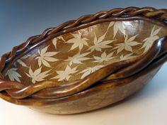 Decorative Ceramic Bowl Large Woven Ceramic Bowl High School Ceramic Lessons