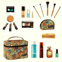 70% OFF #wellpacked #animalprint  #camo #moostrends #complementos #accessories #neceser #fashion #cosmeticbag #beautybag #washbags