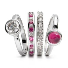 Rings by Luxenter