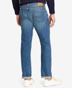 Polo Ralph Lauren Men's Varick Slim-Straight Jeans - Stockton 42x32