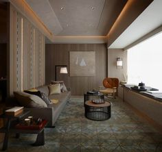 AB Concept设计--尖沙咀全新顶级豪华住宅