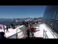 zermatt matterhorn glacier paradise 2013 - YouTube