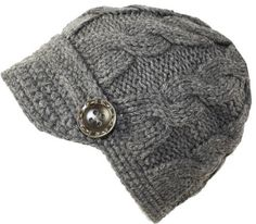 Kelly cable knit hat *more colors* — Cents Of Style