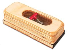 Toggle Clamp Sanding Block - Popular Woodworking Magazine