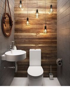 "2,592 Likes, 16 Comments - Papo de INTERIORES (@papodeinteriores) on Instagram: ""#lavabo #banheiro #bathroom #papodeinteriores #papodearquiteto #design #designcriativo…"""
