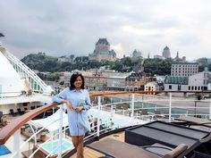 Overnight stay in Quebec#day1Quebec #SeabournQuest #Quebec#Seabourn #QuebecCity #overnightQUEBEC #canada #view