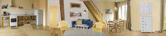 blauw, grijs en geel interieur met lavendel, natuur en een paar Moorse kenmerken. bank, tafel en kleed Ikea, Lamp Leenbakker, stoeltjes Leclerc de rest is upcycled