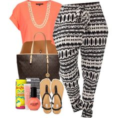 """""""#OOTD~bre"""" by lkeyshia on Polyvore"""