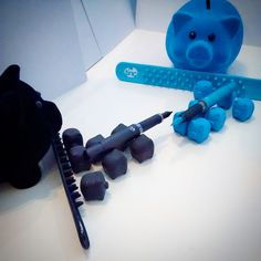 The pigs have turned on each other! They couldn't find any weapons so they are just going to shoot some ink.   Buy your writing weapon: https://www.tinc.uk.com/products/new-metallic-fountain-pen-blue/