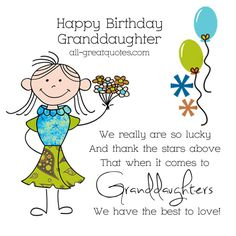 birthday quotes for granddaughters birthday wishes granddaughter