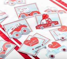 valentine's day for car lovers