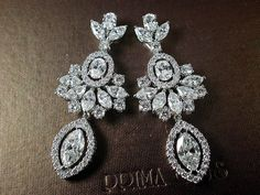 This meticulous Diamond Earrings offer you such a flawless crafted earrings…