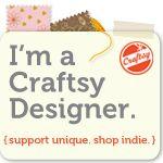 I'm a Craftsy Designer