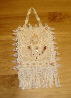lace wallhanging