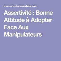 Assertivité : Bonne Attitude à Adopter Face Aux Manipulateurs