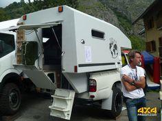 Campers 4x4: novedades 2014 - 15 - Revista 4x4
