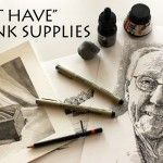 Must Have Pen en inktsupplies
