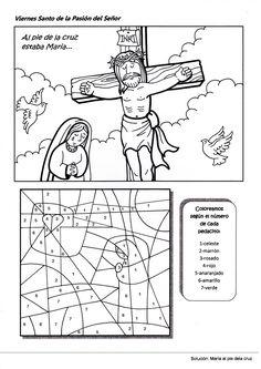 Parroquia La Inmaculada: Recursos para Semana Santa III