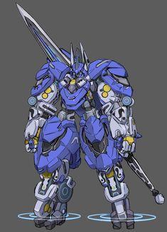 Lu Sim @ JBF2018 (@Messymaru) | Twitter Robot Concept Art, Robot Art, Character Concept, Character Art, Character Design, Transformers, Mecha Suit, Gundam Wallpapers, Cool Robots