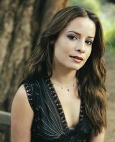 Holly Marie Combs is one of my favorite people. She is a wonderful actress and she is always super nice to her fans. When I was on the set of Pretty Little Liars I got all excited knowing she had been there. (Yes I know I'm a goof) My favorite thing that she's been in was Charmed.