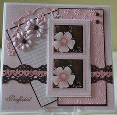 Papier: Making Memories  Afbeelding: Marjoleine  lint: K  mallen: Cuttlebug, X-cut
