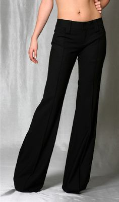 Gilber Gilmore Anthropologie Flare Low Rise Pants / Trousers 2 More