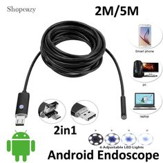 Cheap endoscope camera, Buy Quality snake camera directly from China borescope camera Suppliers: Lens Android OTG Endoscope Camera Android OTG USB Flexible Snake Camera Android USB PC Borescope Camera Android Camera, Android Pc, Electronic Appliances, Camera Lens, Blackberry, Cool Things To Buy, Smartphone, Usb, Snake