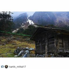 #Repost @kartik_mittal17 with @repostapp To get featured tag your post with #talestreet Sometimes loneliness is bliss #hut #wanderlust #travel #traveling #travelgram #traveldiaries #sikkim #sikkimdiaries #haze #himalayan #himalayas #indiaclicks #indiapictures #desi_diaries #_soi #natgeotravel #vsco #talestreet #indianshutterbugs #storiesofindia #nikon #nikonofficials#InspiredTraveller #india #MyPixelDiary