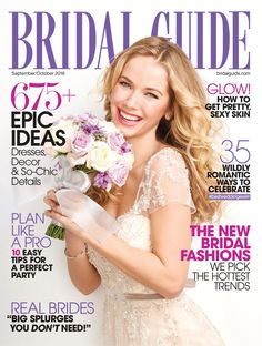 Free Bridal Guide Magazines Subscription (US Only) To get a Free Magazine subscription, you just need to follow these steps #FreeSamples #FreeMagazines #BridalGuideMagazine