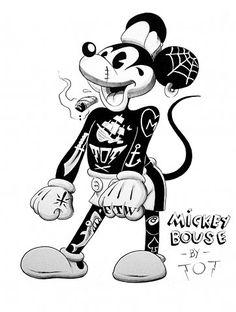 This ain't my kids Mickey... Its mine tho!