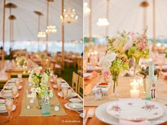 perfect flowers for a summer vintage wedding