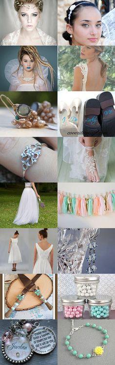 Spring Wedding by Gabbie on Etsy #etsy #treasury #wedding #bridal #spring #summer
