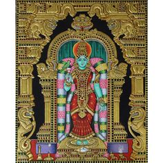 Select from our wide Range of Durga & Parvathi Paintings. Guaranteed Unique Collection of Glass Tanjore Paintings. Visit for Best Prices for Paintings in India. Mysore Painting, Kerala Mural Painting, Tanjore Painting, Kalamkari Painting, Traditional Paintings, Traditional Art, Lord Murugan Wallpapers, Indiana, Wonder Art