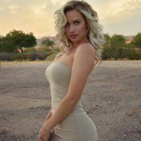 Paige Spiranac (@PaigeSpiranac) / Twitter Celebrity Outfits, Celebrity Pictures, Sexy Golf, Online Photo Gallery, Celebs, Celebrities, Latest Pics, Hottest Photos, White Dress
