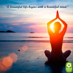 A beautiful life begins with a beautiful mind. #quote