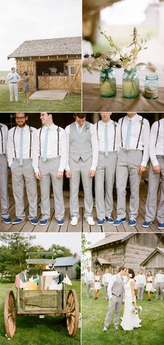 manly wedding wear